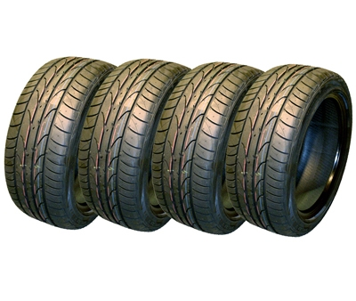 Remoulded Tyres