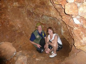 Goldmine Tour @ Kloofendal Nature Reserve
